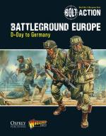 56927 - Warlord Games-Dennis, -P. - Bolt Action 009: Battleground Europe. D-Day to Germany