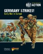 58683 - Warlord Games-Dennis, -P. - Bolt Action 012: Germany Strikes! Early War in Europe