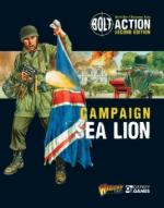 61809 - Warlord Games,  - Bolt Action 012a: Campaign: Sea Lion