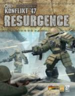 45904 - Warlord Games,  - Bolt Action 016a: Konflikt '47. Resurgence