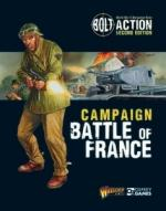 64889 - Warlord Games,  - Bolt Action 025: Campaign: Battle of France
