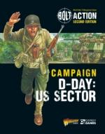 68423 - Warlord Games-Dennis, -P. - Bolt Action 038: Campaign: D-Day: US Sector