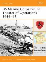 29915 - Rottman, G. - Battle Orders 008: US Marine Corps Pacific Theater of Operations 1944-45