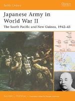 32051 - Rottman, G. - Battle Orders 014: Japanese Army in World War II. The South Pacific and New Guinea, 1942-43