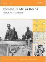 34748 - Battistelli, P.P. - Battle Orders 020: Rommel's Afrika Korps. Tobruk to El Alamein
