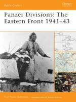33154 - Battistelli, P.P. - Battle Orders 035: Panzer Divisions: The Eastern Front 1941-43