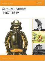 33155 - Turnbull, S. - Battle Orders 036: Samurai Armies 1467-1649