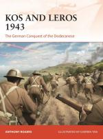 66528 - Rogers-Tan, A.-D. - Campaign 339: Kos and Leros 1943. The German Conquest of the Dodecanese