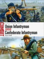 54554 - Field-Dennis, R.-P. - Combat 002: Union Infantryman vs Confederate Infantryman. Eastern Front 1861-65