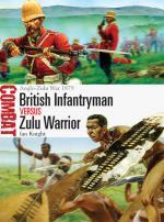 54555 - Knight-Dennis, I.-P. - Combat 003: British Infantryman vs Zulu Warrior. Anglo-Zulu War 1879
