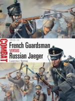 54556 - Spring-Stacey, L.-M. - Combat 004: French Guardsman vs Russian Jaeger 1812-14