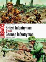 55444 - Bull-Dennis, S.-P. - Combat 005: British Infantryman vs German Infantryman. Somme 1916