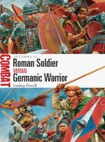 55445 - Powell, L. - Combat 006: Roman Soldier vs Germanic Warrior 1st Century AD