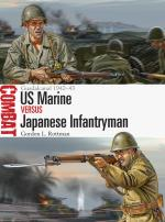 56869 - Rottman-Shumate, G.L.-J. - Combat 008: US Marine vs Japanese Infantryman. Guadalcanal 1942-43