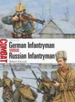 57368 - Forczyk-Hook, R.-A. - Combat 011: German Infantryman vs Russian Infantryman 1914-15