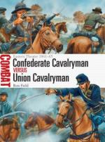 57369 - Field-Dennis, R.-P. - Combat 012: Confederate Cavalryman vs Union Cavalryman. Eastern Theater 1861-65