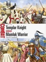 58004 - Campbell, D. - Combat 016: Templar Knight vs Mamluk Warrior. 1218-50