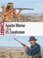 58695 - McLachlan, S. - Combat 019: Apache Warrior vs US Cavalryman 1846-86