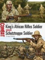 57413 - Adams, G. - Combat 020: King's African Rifles Soldier vs Schutztruppe Soldier. East Africa 1917-18