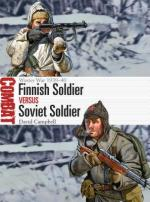 57407 - Campbell, D. - Combat 021: Finnish Soldier vs Soviet Soldier. Winter War 1939-40