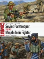 63078 - Campbell-Shumate, D.-J. - Combat 029: Soviet Paratrooper vs Mujahideen Fighter. Afghanistan 1979-89