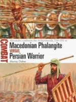 65754 - Dahm-Dennis, M.-P. - Combat 040: Macedonian Phalangite vs Persian Warrior. Alexander confronts the Achemenids, 334-331 BC