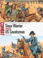 66535 - Field-Hook, R.-A. - Combat 043: Sioux Warrior vs US Cavalryman. The Little Bighorn Campaign 1876-77