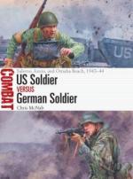 67053 - McNab-Noon, C.-S. - Combat 048: US Soldier vs German Soldier. Salerno, Anzio, and Omaha Beach, 1943-44