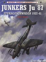 18284 - Weal-Chappell, J.-M. - Combat Aircraft 001: Junkers Ju 87 Stukageschwader 1937-41
