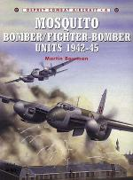 18996 - Bowman-Davey, M.-C. - Combat Aircraft 004: Mosquito Bomber/Fighter-Bomber Units 1942-45