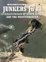 18290 - Weal, J. - Combat Aircraft 006: Junkers Ju 87 Stukageschwader of North Africa and the Mediterranean