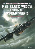 15841 - Thompson-Styling, W.-M. - Combat Aircraft 008: P-61 Black Widow Units of World War II