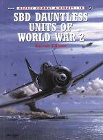 20173 - Tillman-Tullis, B.-T. - Combat Aircraft 010: SBD Dauntless Units of World War II