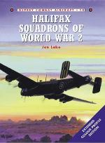 17856 - Lake-Davey, J.-C. - Combat Aircraft 014: Halifax Squadrons of World War II