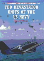 20804 - Tillman-Tullis, B.-T. - Combat Aircraft 020: TBD Devastator Units of the US Navy