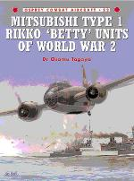 18947 - Tagaya-Styling, O.-M. - Combat Aircraft 022: Mitsubishi Type 1 Rikko Betty Units of World War II