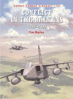 16369 - Ripley-Rolfe, T.-M. - Combat Aircraft 024: Conflict in the Balkans 1991-2000