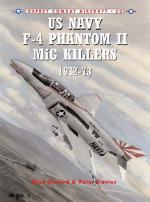 21650 - Elward-Laurier, B.-J. - Combat Aircraft 030: US Navy F-4 Phantom II MiG Killers 1972-73