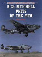 22511 - Pace-Laurier, S.-J. - Combat Aircraft 032: B-25 Mitchell Units of the MTO