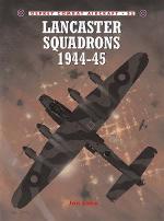 23454 - Lake-Davey, J.-C. - Combat Aircraft 035: Lancaster Squadrons 1944-45