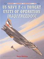 29897 - Holmes-Laurier, T.-J. - Combat Aircraft 052: F-14 Tomcat Units of Operation Iraqi Freedom