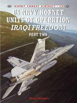32037 - Holmes-Davey, T.-C. - Combat Aircraft 058: US Navy Hornet Units of Operation Iraqi Freedom (2)