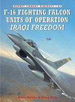 32019 - Davies-Dildy, S.-D. - Combat Aircraft 061: F-16 Fighting Falcon Units of Operation Iraqi Freedom