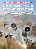 53585 - Wetzel-Laurier, G.-J. - Combat Aircraft 098: A-10 Thunderbolt II Units of Operation Enduring Freedom Vol 1