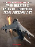 54558 - Nordeen-Laurier, L.-J. - Combat Aircraft 099: AV-8B Harrier II Units of Operation Iraqi Freedom I-II