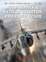 56883 - Nordeen-Laurier, L.-J. - Combat Aircraft 104: AV-8B Harrier II Units of Operation Enduring Freedom
