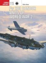 58734 - Goss, C. - Combat Aircraft 115: Fw 200 Condor Units of World War 2