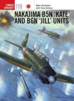 61774 - Chambers, M. - Combat Aircraft 119: Nakajima B5N 'Kate' and B6N 'Jill' Units