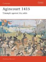 15177 - Bennett, M. - Campaign 009: Agincourt 1415. Triumph against the Odds