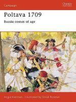 19728 - Konstam, A. - Campaign 034: Poltava 1709. Russia Comes of Age